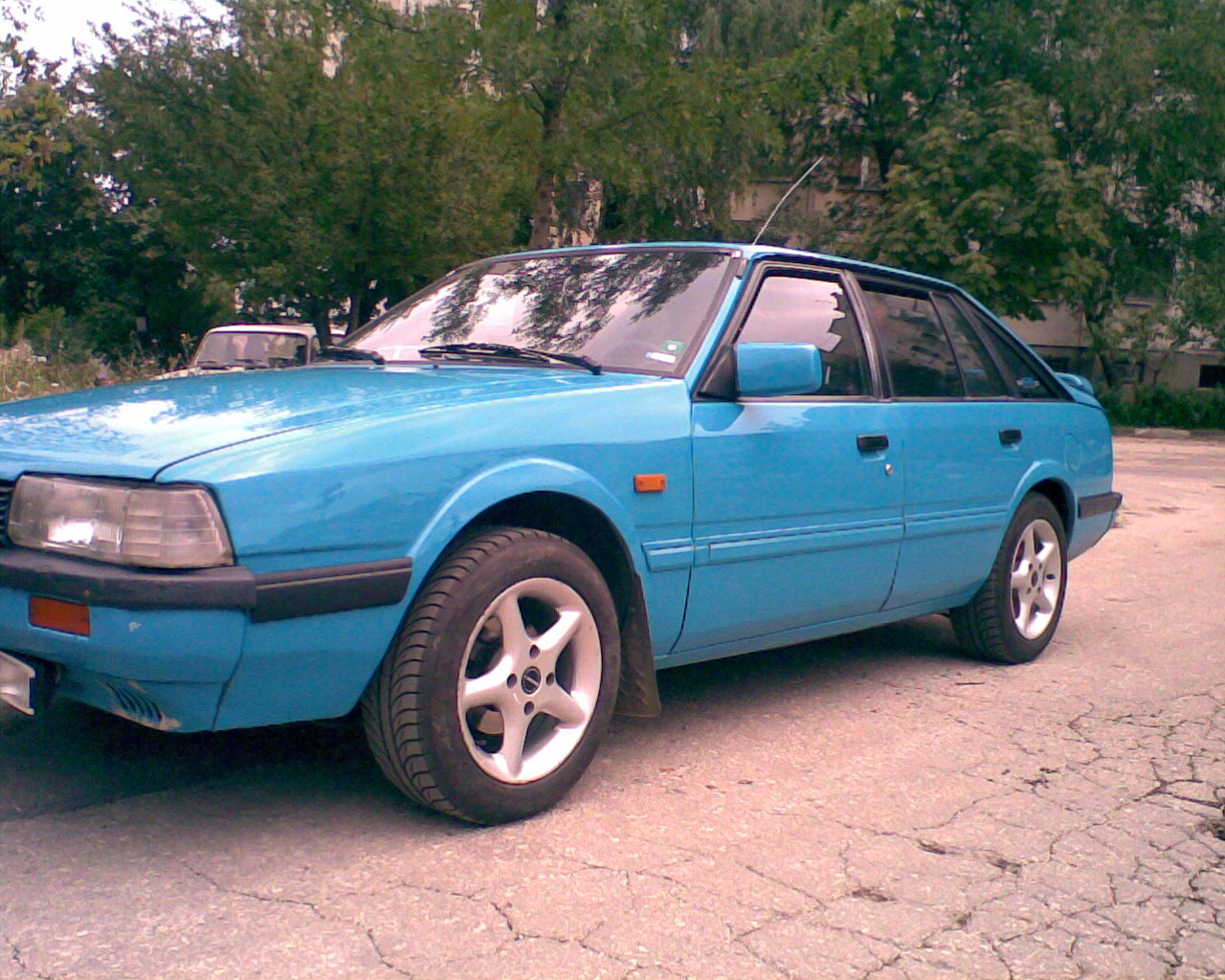 Mazda 626 1987 Руководство По Ремонту