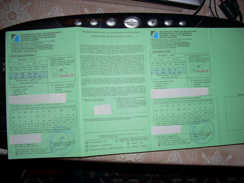 Klub Mazda Blgariya Vizh Temata Ptuvane I Dokumenti